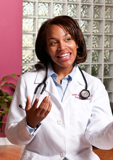 lesli brown md